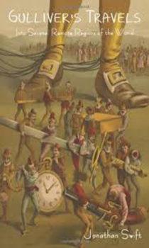 Gullives Travels by Jonathan Swift small